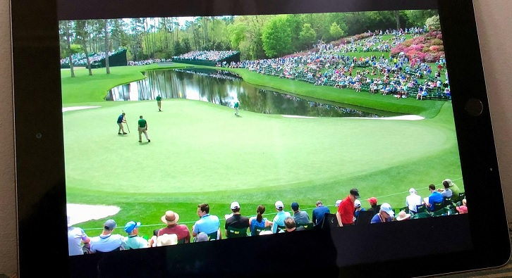 Watch The Masters live online  PC live Golf on  Laptop
