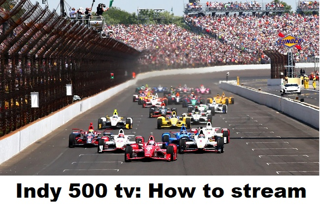 Indy 500 TV: How to Stream