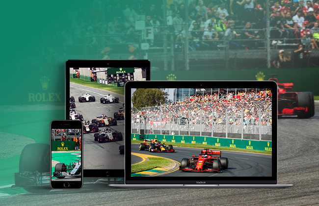 Watch Australian Grand Prix Online